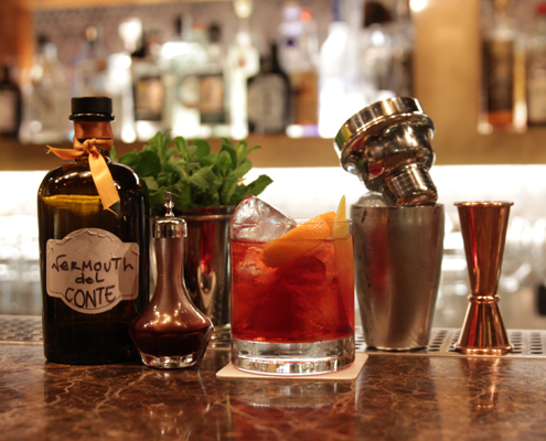 Cocktail Bar Pierluigi Restaurant-Rome