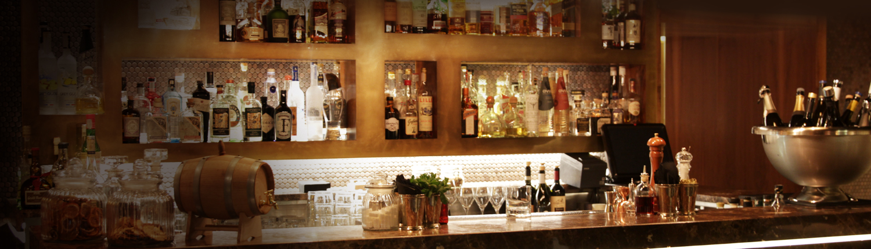Cocktail Bar - Pierluigi Restaurant - Rome