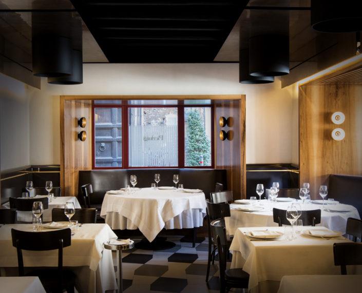 Pierluigi Restaurant - Rooms - history