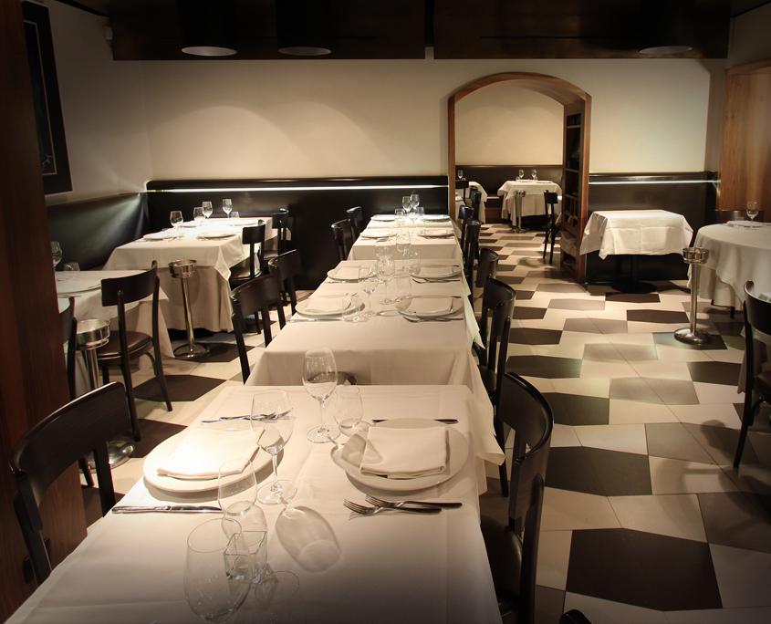 Pierluigi Restaurant - history