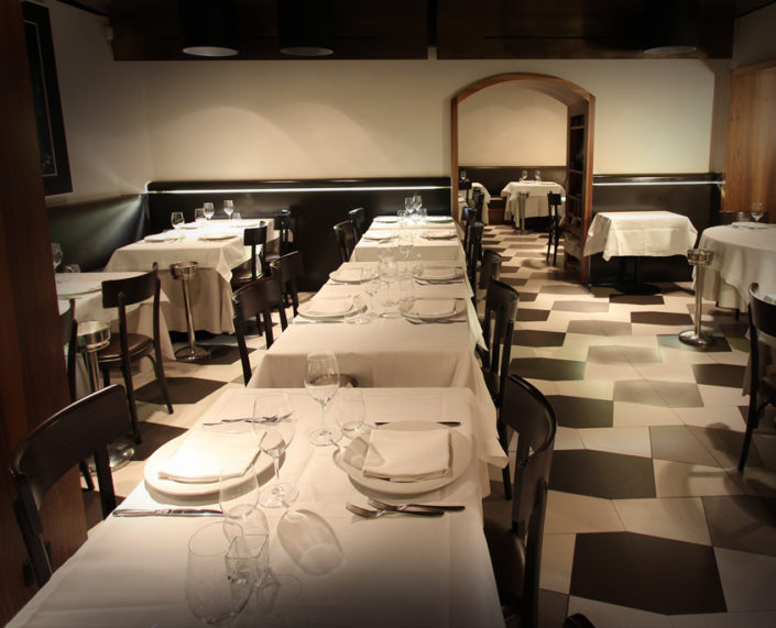 Pierluigi Restaurant - Rooms - Private Dining - Rome