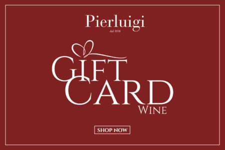 Gift Card - Wine To Dine - Pierluigi Restaurant - Rome