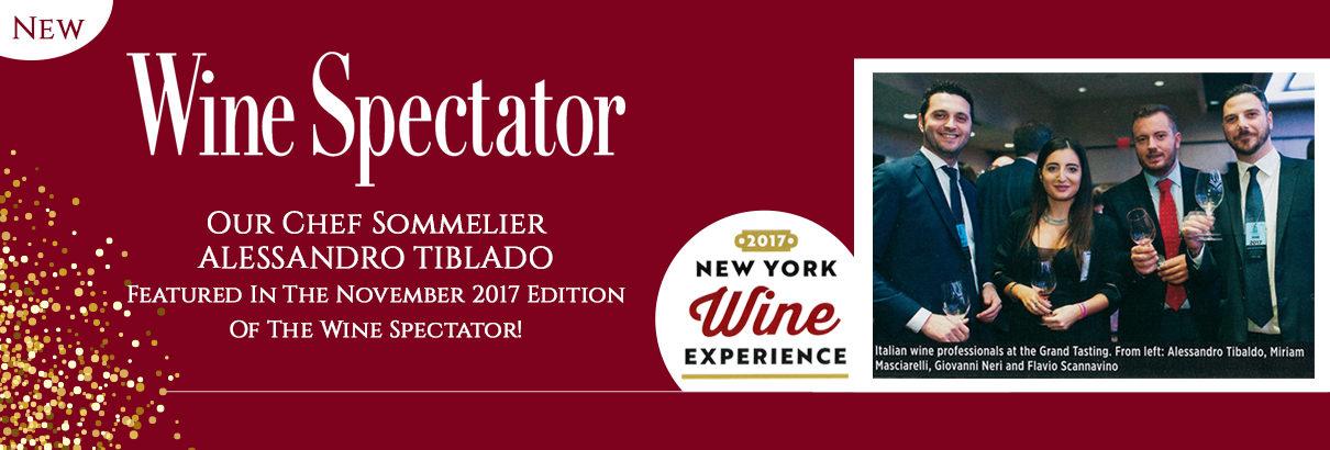 Wine Spectator-2017 Edition